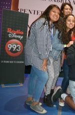 Sabrina Carpenter At Radio Disney 99.3 Appearance/Meet & Greet - Mexico City