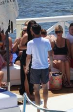 Sadie Stuart Enjoy drinks with family and friends in Marbella