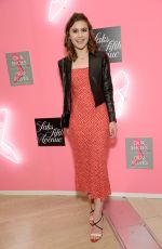 Sami Gayle At Bridget Moynahan`s Book launch