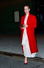 Sarah Paulson Out in New York City