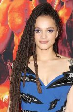Sasha Lane At