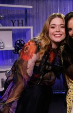 Sasha Pieterse At Young Hollywood Studio in Los Angeles