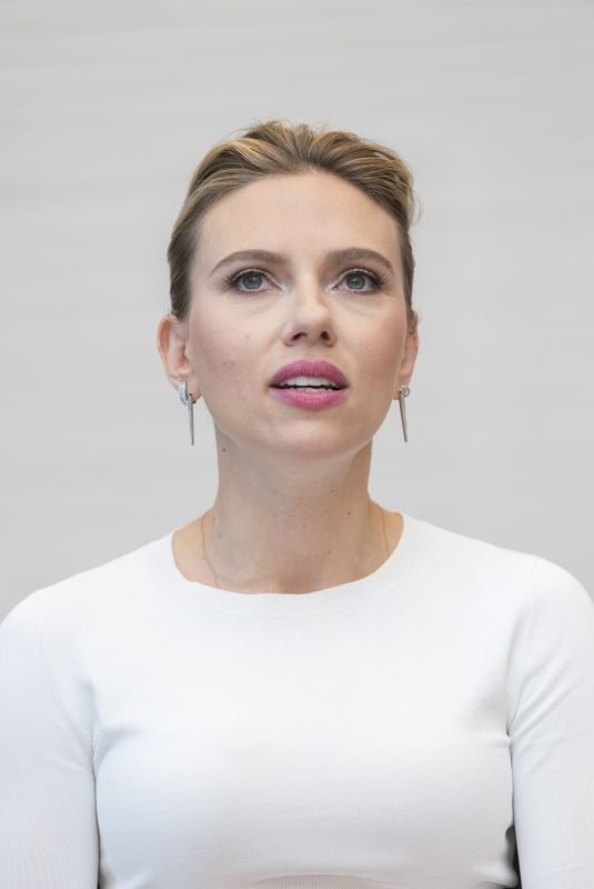 Scarlett Johansson At