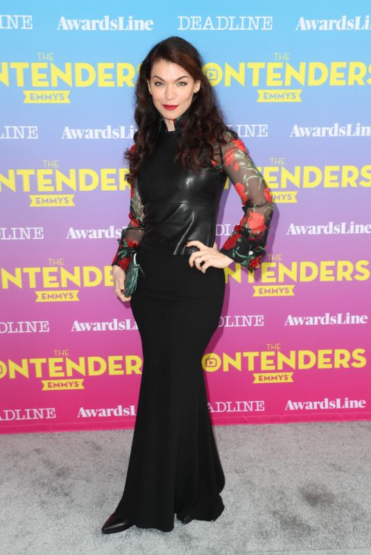 Sera Gamble At Deadline Contenders Emmy Event, Paramount Theatre, Los Angeles