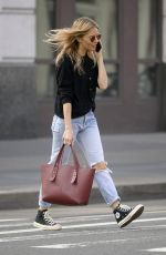 Sienna Miller Out in New York City