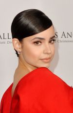 Sofia Carson At Los Angeles Ballet