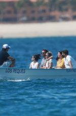 Sofia Richie and Scott Disick vacation in Cabo San Lucas