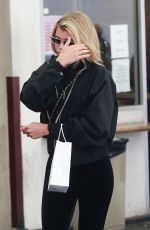 Sofia Richie Visits a Dermatologist in Beverly Hills