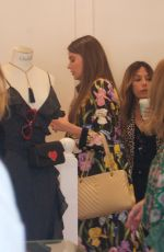 Sofia Vergara Does some retail therapy at Melrose Place