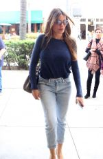 Sofia Vergara Out in Beverly Hills