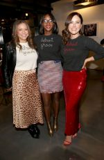 Sophia Bush At Quest Loves Food For Fashion Tech Forum in NYC