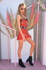 Stella Maxwell At #REVOLVEfestival Day 1 at Merv Griffin Estate in La Quinta