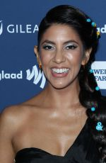 Stephanie Beatriz At 30th Annual GLAAD Media Awards in Beverly Hills