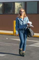 Suki Waterhouse Out in Los Angeles