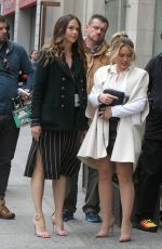 Sutton Foster, Hilary Duff At