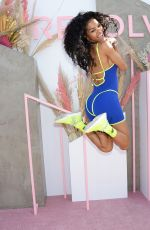 Teyana Taylor At REVOLVEfestival Day2 - 2019 Coachella Valley Music and Arts Festival