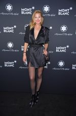 Toni Garrn At Montblanc #Reconnect 2 The World Party in Berlin