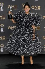 Tracee Ellis Ross At 50th NAACP Image Awards in Hollywood