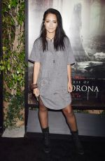 Tristin Mays At The Curse of La Llorona Premiere in Hollywood