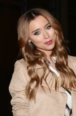 Una Healy At The Late Late Show, RTE, Dublin, Ireland