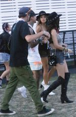 Victoria Justice and Reeve Carney at Coachella