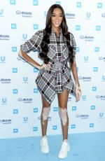 Winnie Harlow At WE Day California 2019 at the Forum in Inglewood