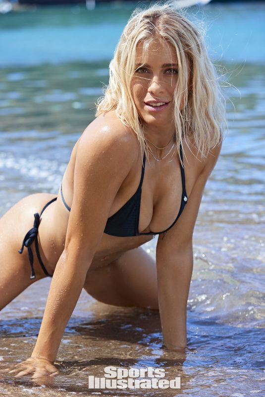 Abby Dahlkemper - Sports Illustrated Swimsuit 2019