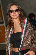 Adele Exarchopoulos At Nice Airport France