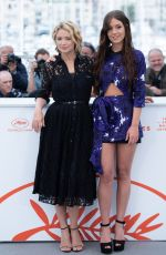 Adele Exarchopoulos At Photocall for