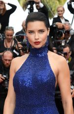 """Adriana Lima At """"Oh Mercy!"""" screening - 72nd Annual Cannes Film Festival"""