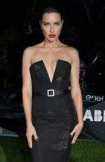Adriana Lima At Private dinner hosted by Alejandro Agag