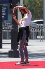 Alessandra Ambrosio Out in Hollywood