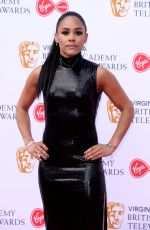 Alex Scott At British Academy Television Awards at Royal Festival Hall, London