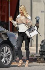 Ali Larter Out in Beverly Hills