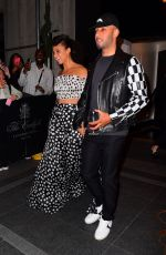 Alicia Keys At the Met Gala After Party in NYC