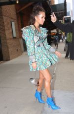 Alicia Vikander Out in New York City