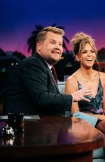 Allison Williams At The late late show with James Corden