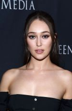 "Alycia Debnam-Carey At ""a violent separation"" special screening in Santa Monica"