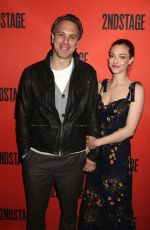 Amanda Seyfried At Second Stage Theater 40th Birthday Gala in NY