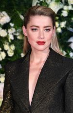 Amber Heard At Charles Finch Filmmakers Dinner in Cannes