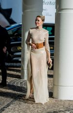 Amber Heard At the Martinez hotel in Cannes