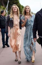 Amber Heard Out at cannes film festival