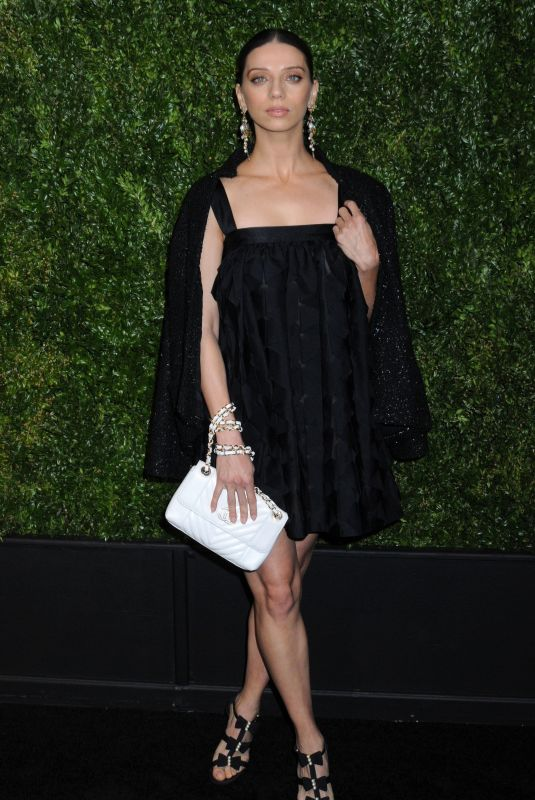 Angela Sarafyan At 14th Annual Tribeca Film Festival Artists Dinner hosted by Chanel in New York City