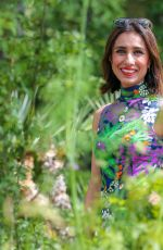 Anita Rani At RHS Chelsea Flower Show in London
