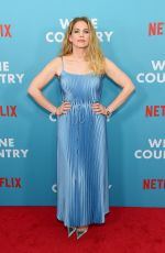 Anna Chlumsky At Premiere of Netflix