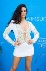 Anne de Paula At Sports Illustrated Swimsuit On Location Day 2 at Ice Palace in Miami