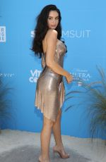 Anne de Paula Attends the Sports Illustrated Swimsuit On Location at Ice Palace, Miami