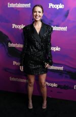 Arielle Kebbel At Entertainment Weekly & PEOPLE New York Upfronts Party in New York City