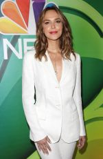Arielle Kebbel At NBCUniversal Upfront Presentation in NYC