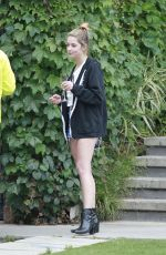 Ashley Benson At Memorial Day Weekend in Los Feliz